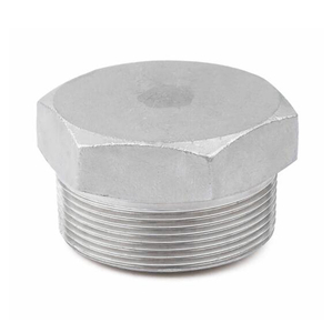 Stainless Steel 3000PSI High Pressure Hexagon Plug