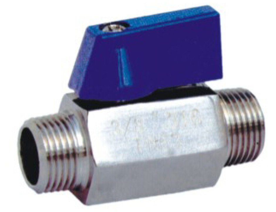Stainless Steel Mini Ball Valve MM