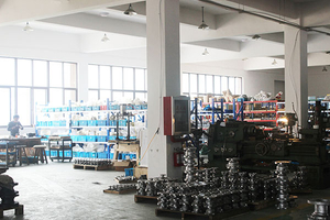 Yuzheng Valve Workshop