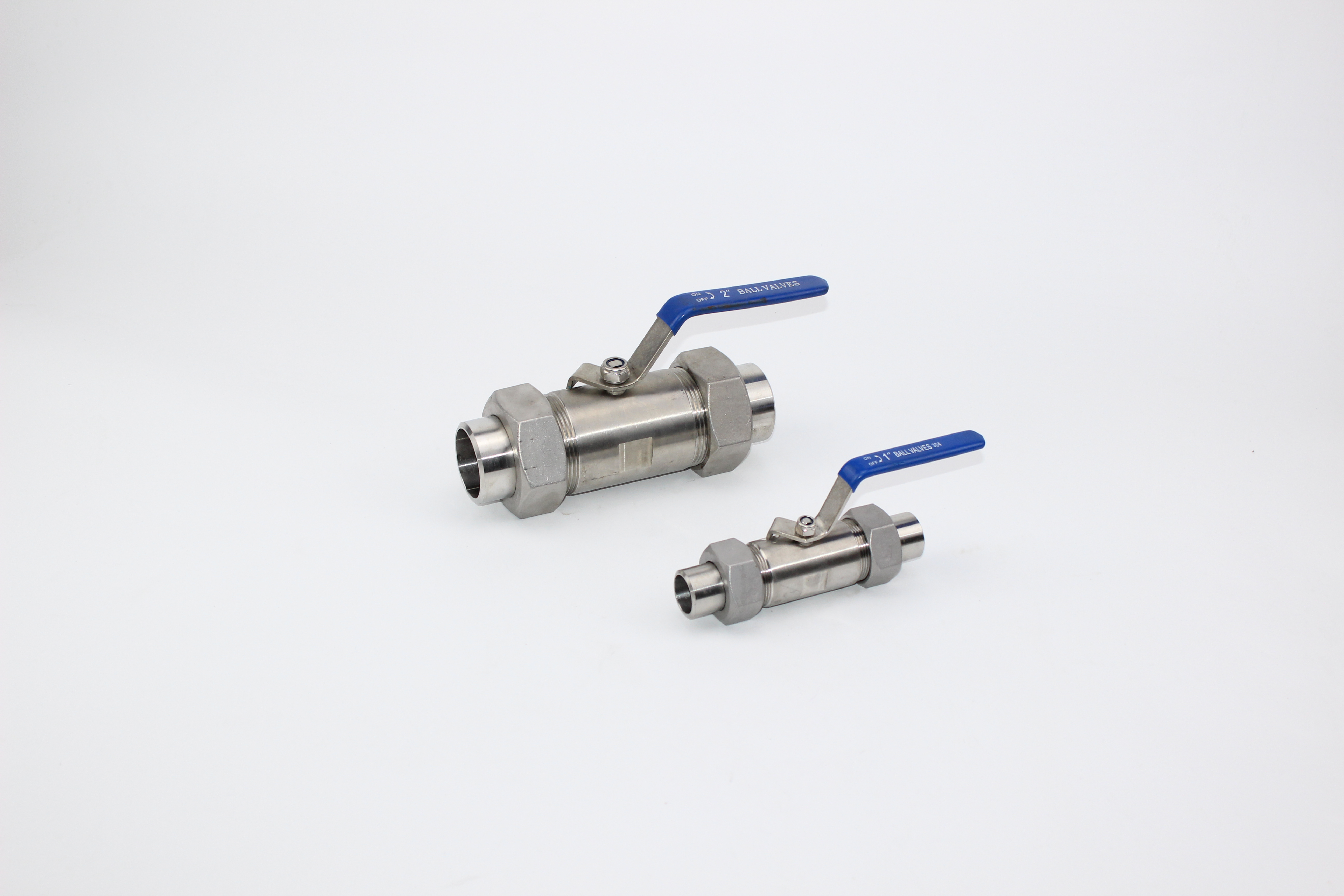 1PC Stainless Steel Thread Ball Valve With Union