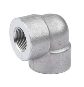 Stainless Steel 3000PSI-9000lb High Pressure 90 Degree Elbow PIPE FITTING