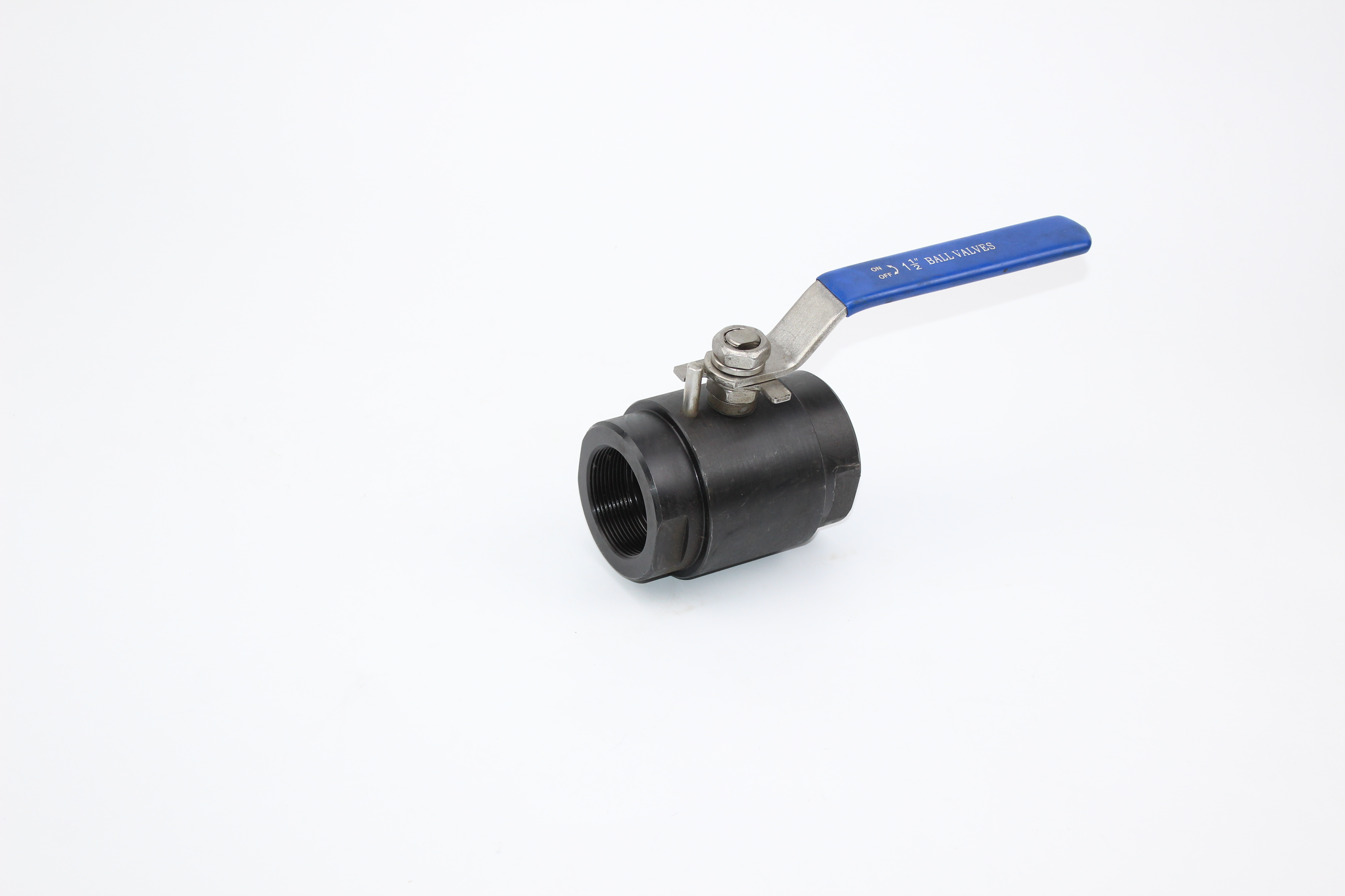 High Pressure Stainless Steel 2PC Ball Valve