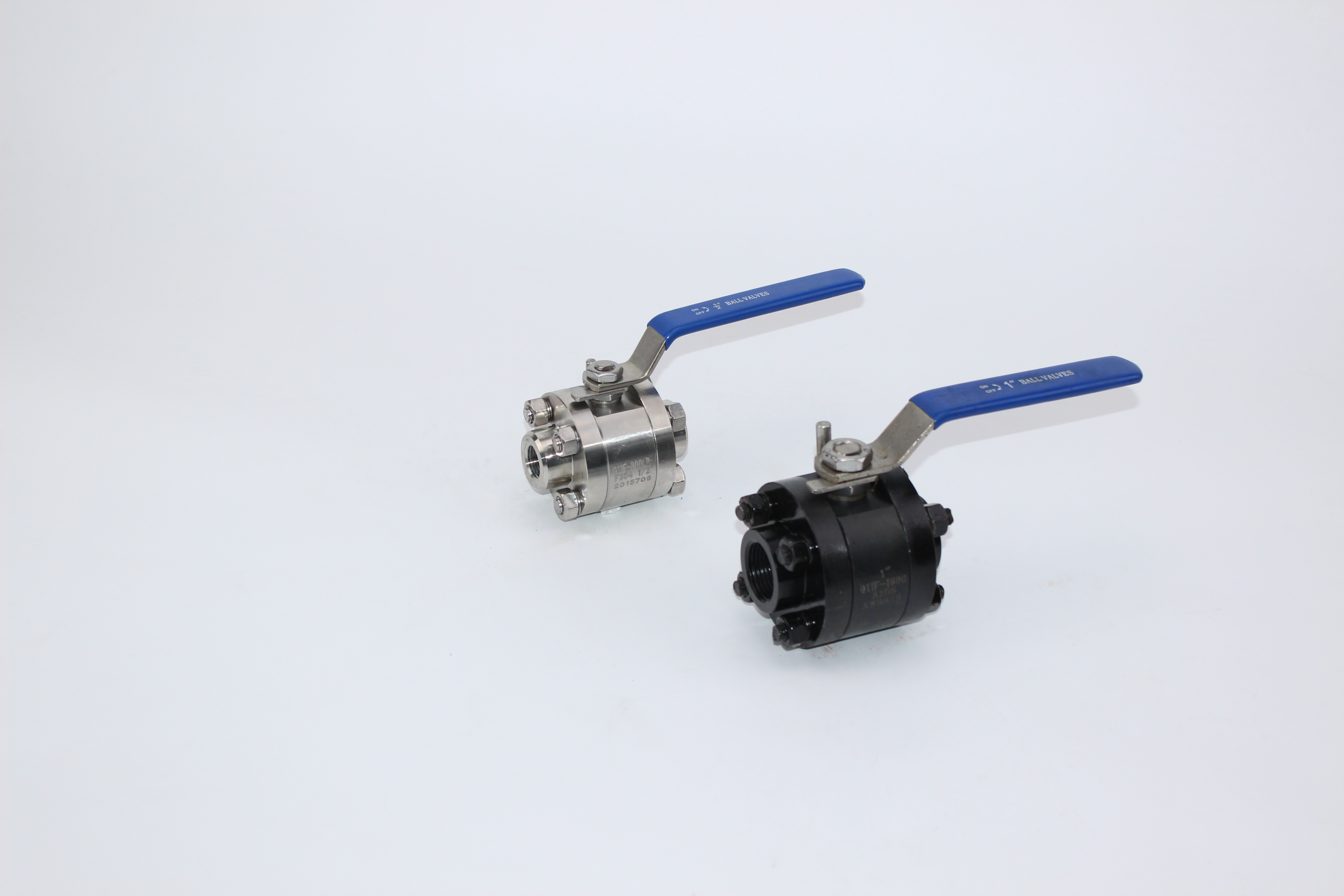 High Pressure Stainless Steel 3PC Thread Ball Valve