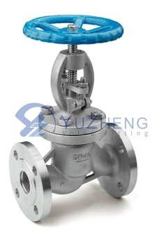 Stainless Steel Flanged Globe Valve GB PN16