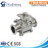 3PC Ball Valve WIth New Type Mounting Pad