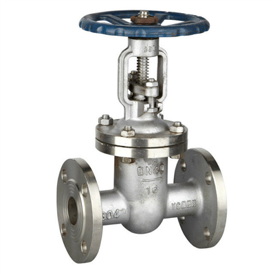 Stainless Steel Flanged Gate Valve GB PN16