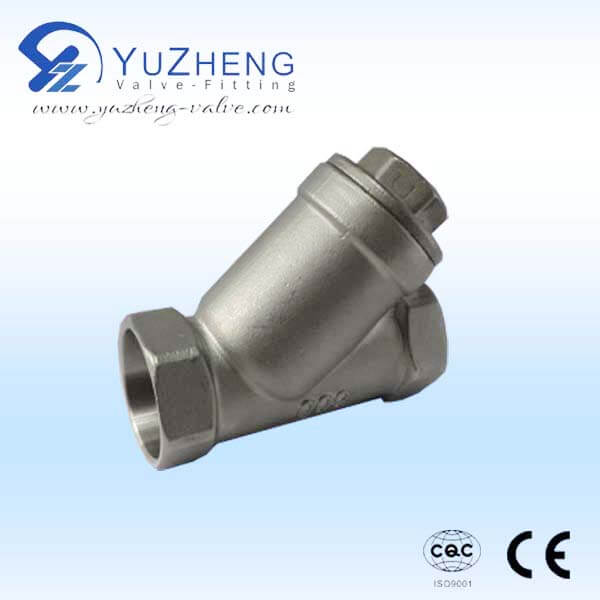 Stainless Steel Y Type SW Strainer